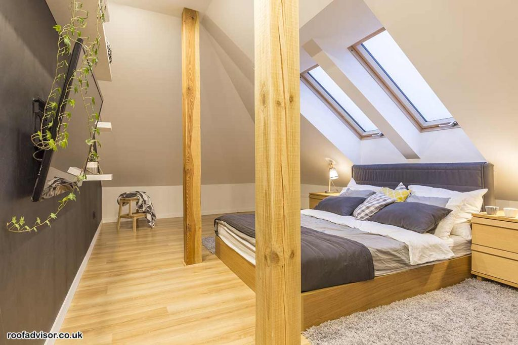 Attic Bedroom Conversion